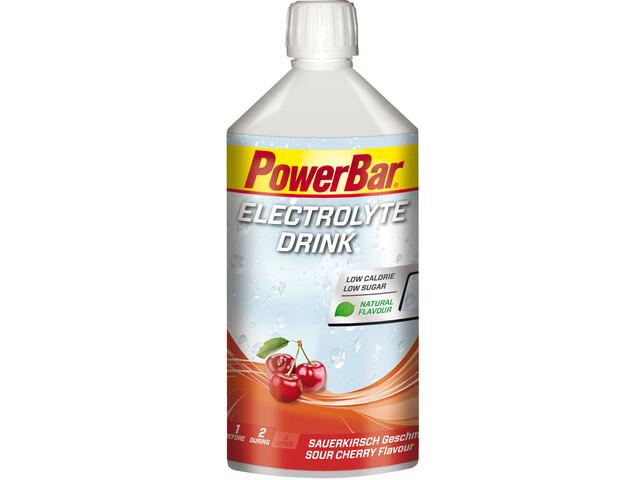 PowerBar Electrolyte Drink 1l, Sour Cherry